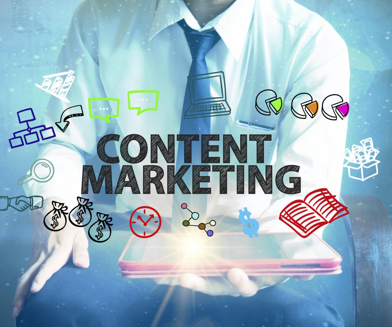 iTrust Digital Content Marketing