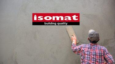 ISOMAT's Website Redesign