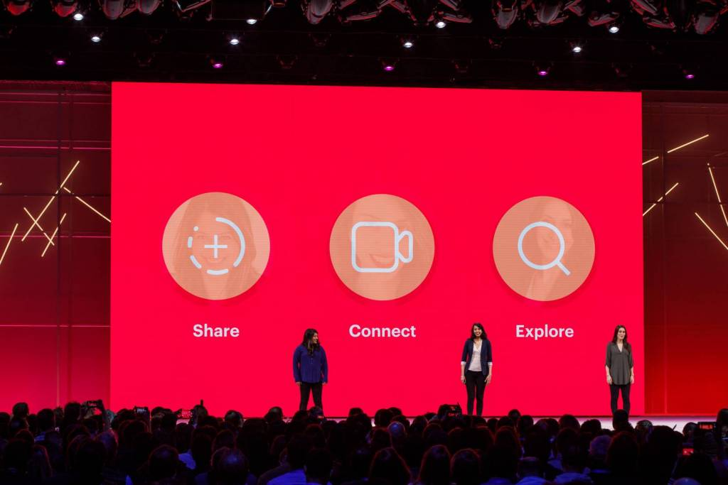f8 facebook conference 2018 instagram changes