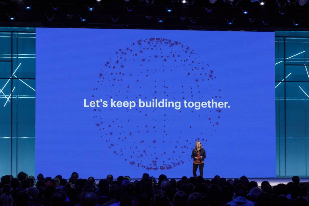 fb facebook conference 2018
